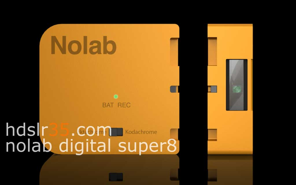NOLAB DIGITAL SUPER-8